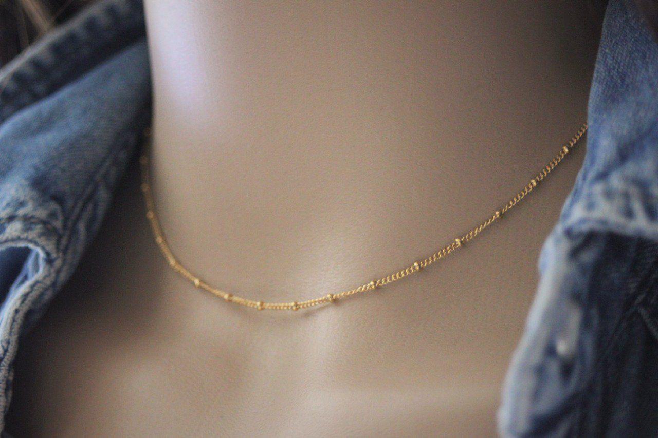 collier ras de cou perle fine