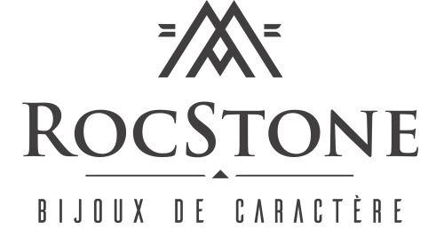 Logo Rocstone Bijoux
